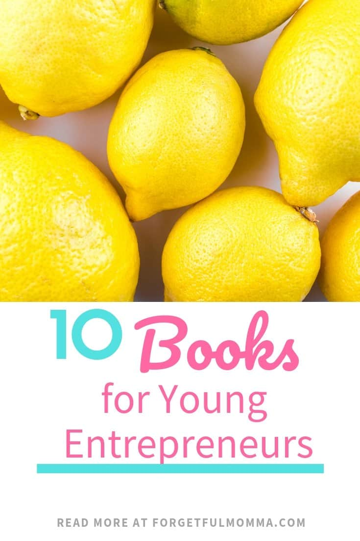 10 Books for young Entrepreneurs