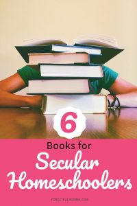 Secular Books for Homeschoolers