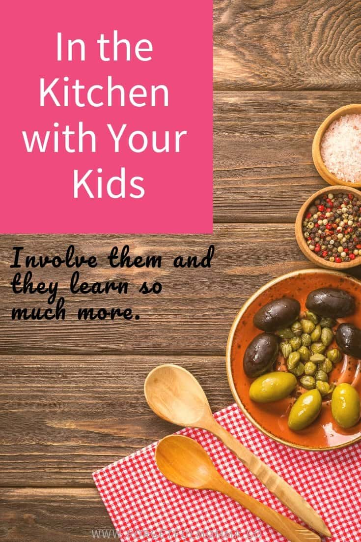 Getting in the Kitchen with Your Kids