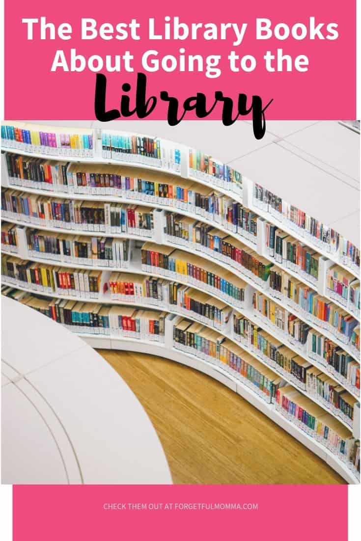 The Best Library Books About Going to the Library