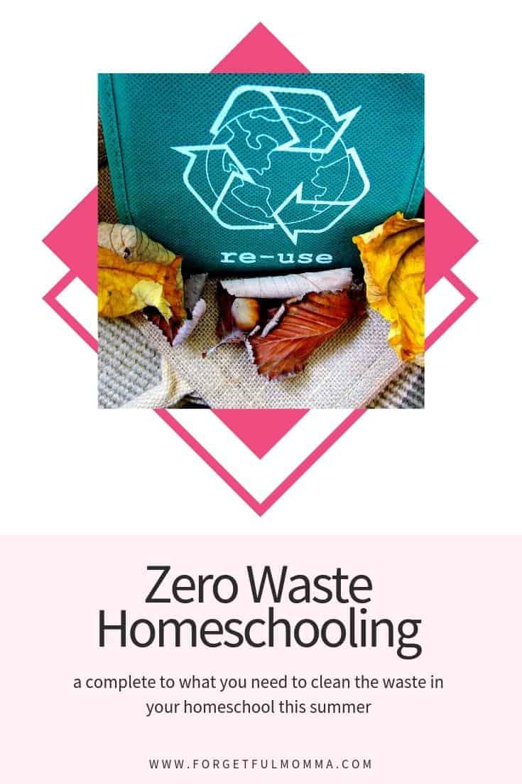 Zero Waste Homeschooling