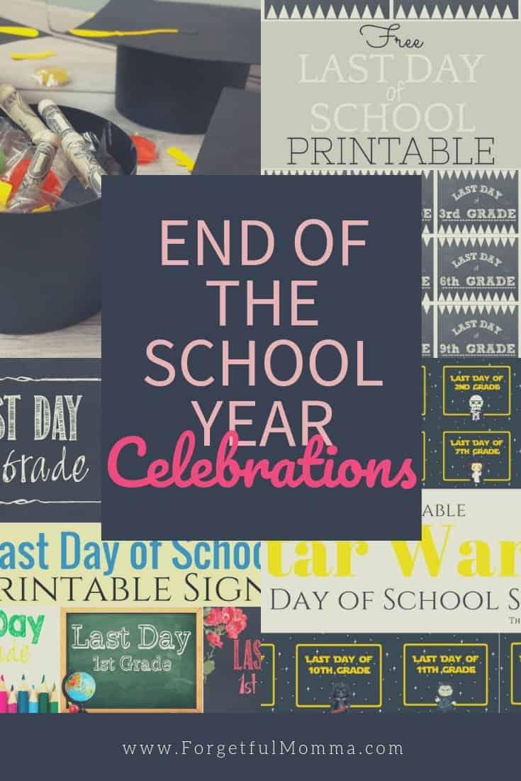 End of School Year Celebration Ideas