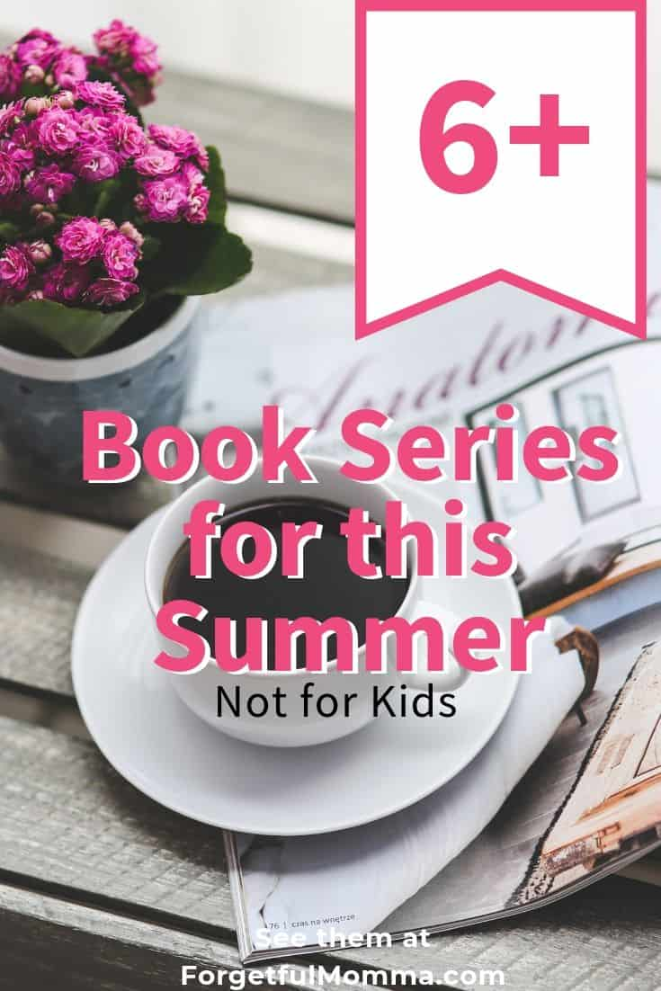 Book Series for this Summer