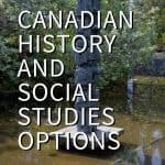 History and Social Studies Choices