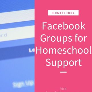 Facebook Groups for Homeschool Support