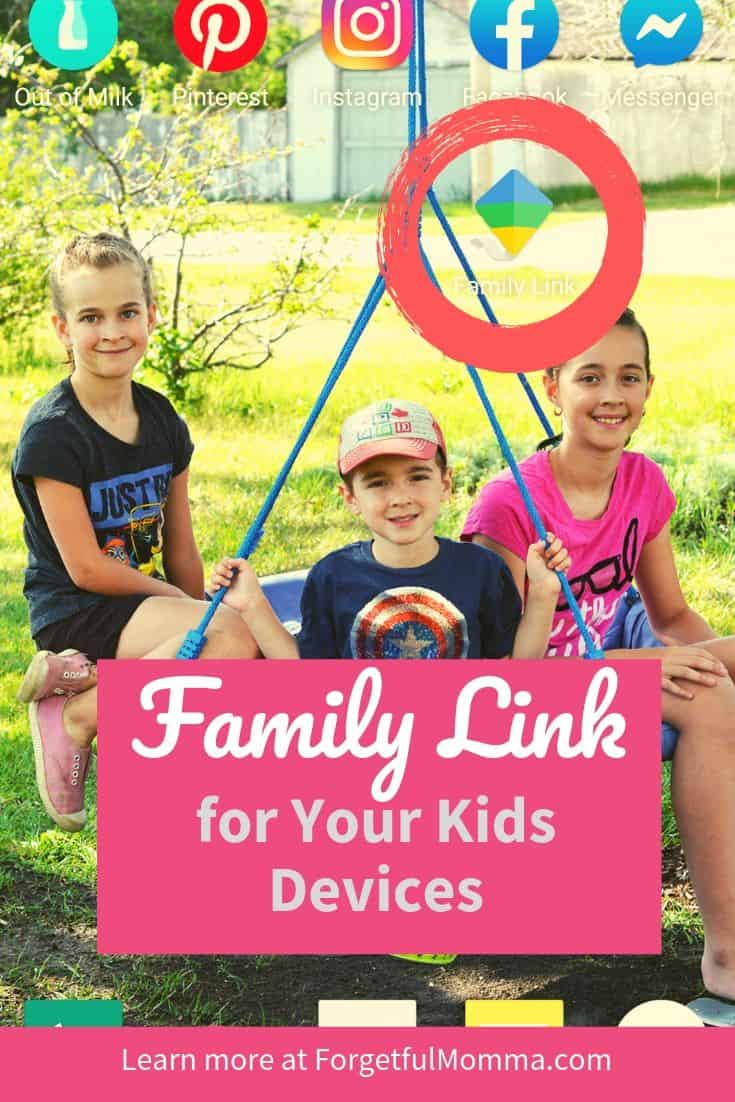 Family Link for Your Kids Devices