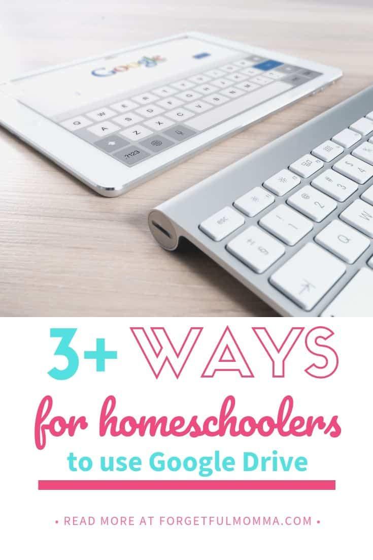Google Drive for Homeschool