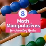 Math Manipulatives for Elementary Grades