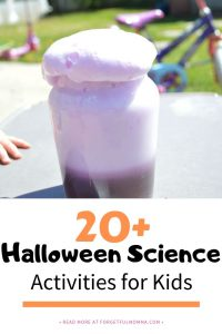 Halloween Science Activities for Kids