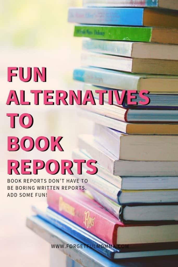 Fun Alternatives to Book Reports