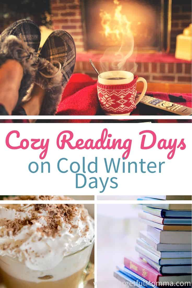 Cozy Reading Days on Cold Winter Days