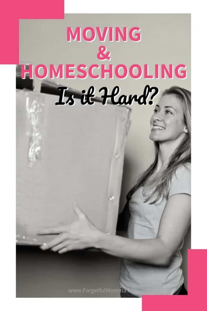 Moving and Homeschooling