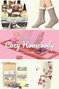 Gifts for the Cozy Homebody