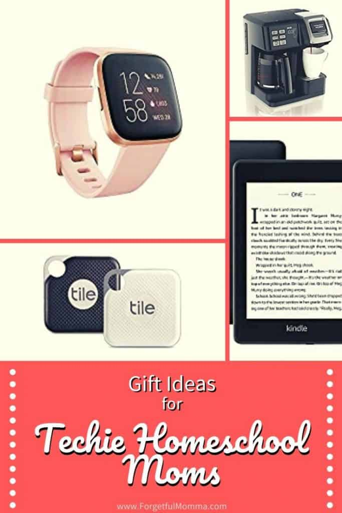 Gifts for the Techie Homeschool Mom