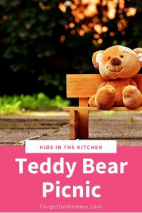 Kids in the Kitchen Teddy Bear Picnic