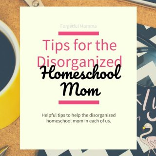 Helpful Tips for the Disorganized