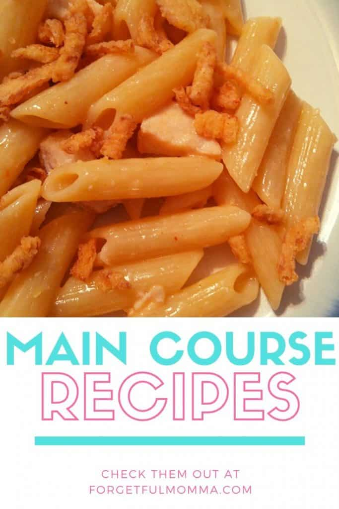 main course Recipes