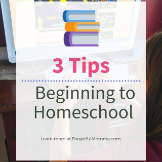 Homeschool Tips for Beginners