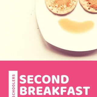 Second Breakfast for Homeschoolers