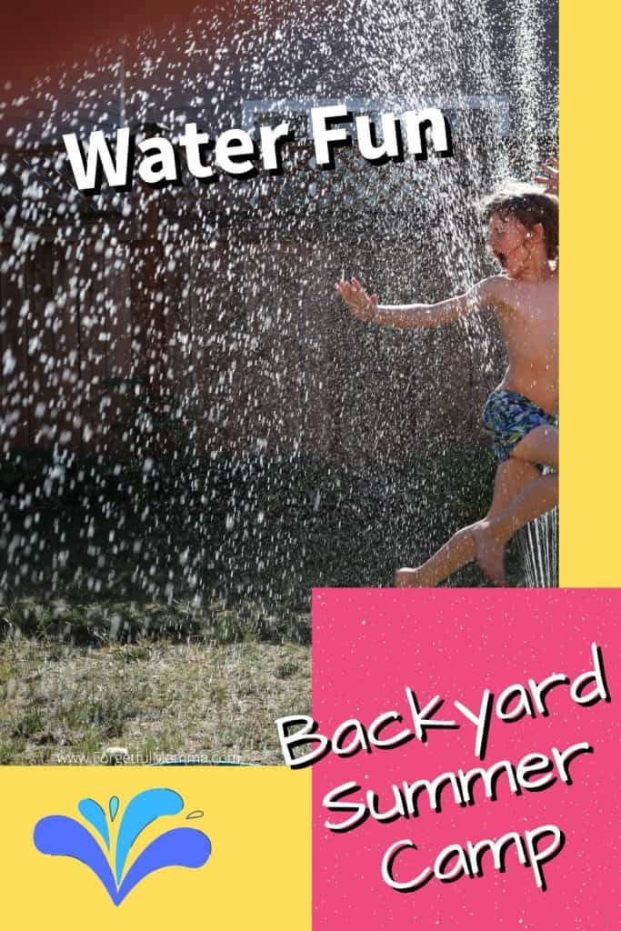 Backyard Summer Camp_ water theme