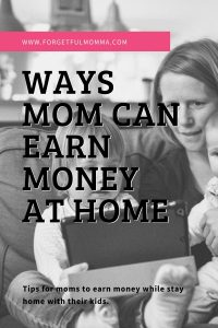How A Homeschool Mom can Earn Money