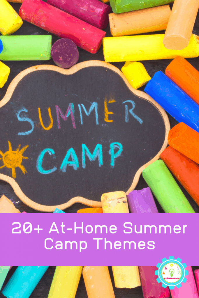 How to Make a Summer Camp at Home for Your Kids