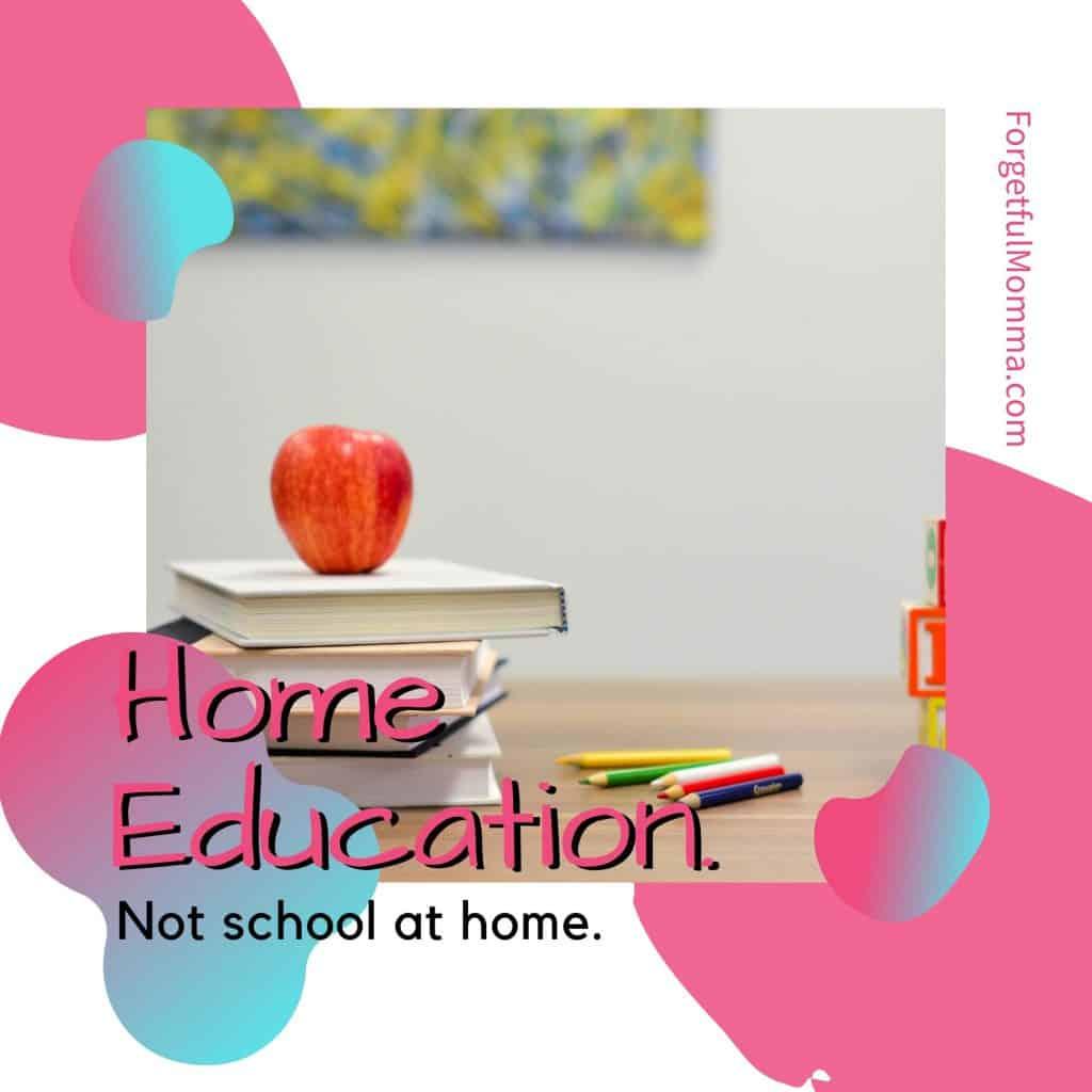 Deciding to Homeschool