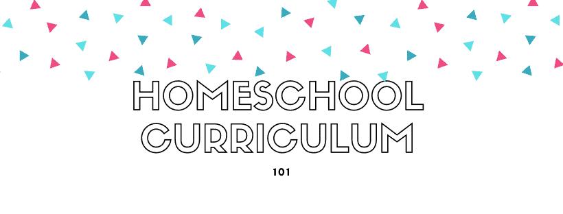 Homeschool Curriculum Facebook Group Header