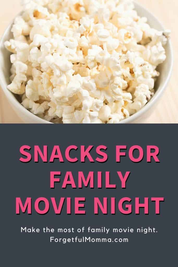 Make Family Movie Night Fun