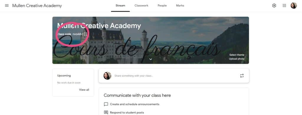Setting Up Google Classroom for Your Kids