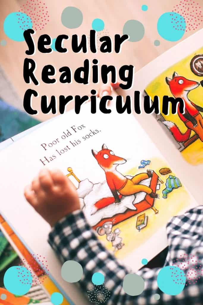 Secular Reading Curriculum (2)