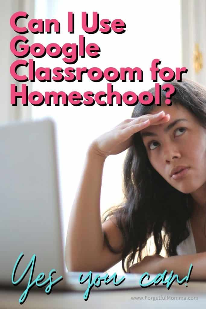 Can I Use Google Classroom for Homeschool