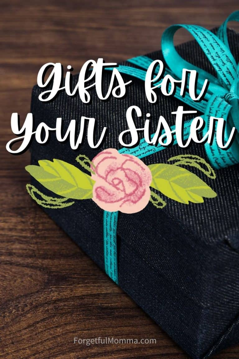 9 Practical Gifts for Your Sister