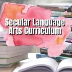 Secular Language Arts Curriculum