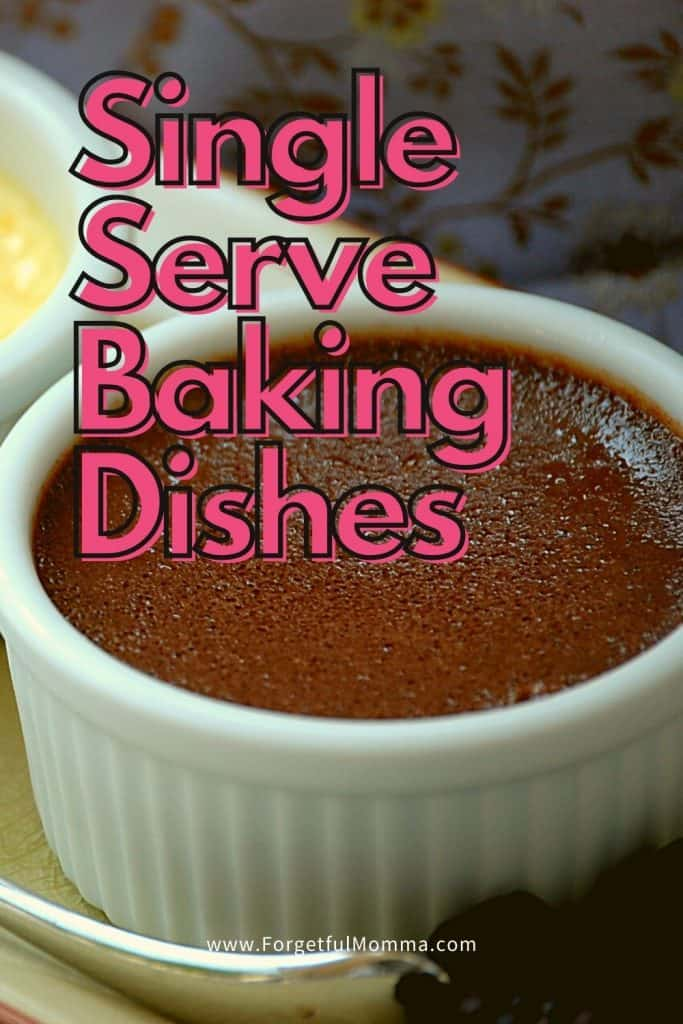 Single Serve Baking Dishes