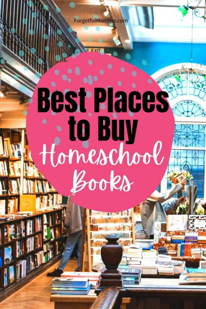 Best Places to buy homeschool books