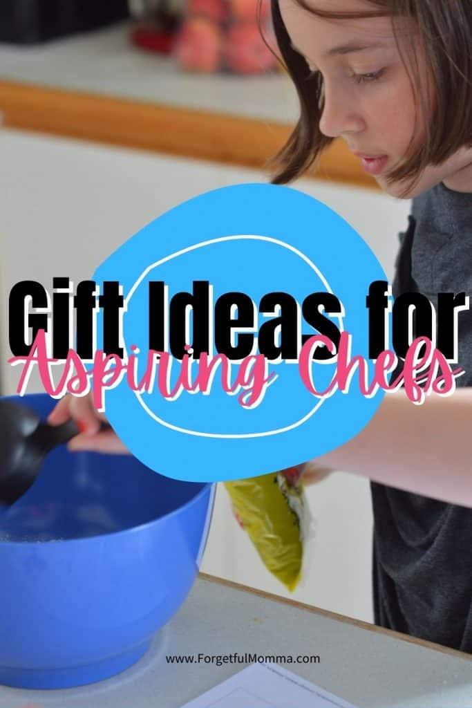 Gift Ideas for Aspiring Chefs