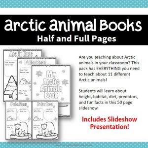 My Arctic Animal Book