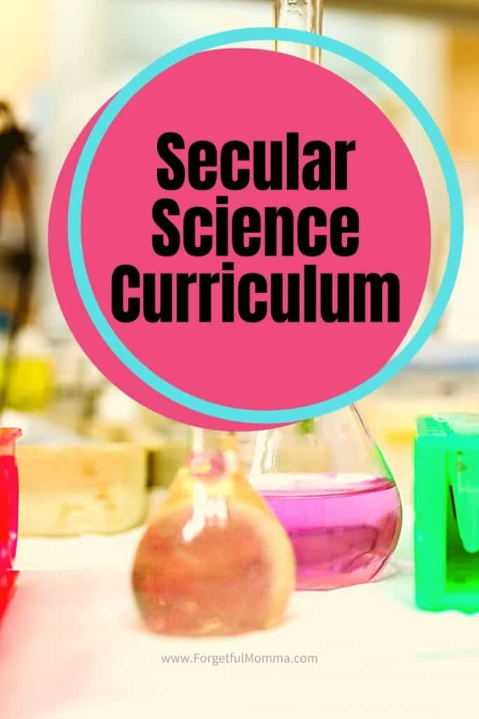 Secular Science Curriculum