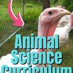 Animal Science Curriculum