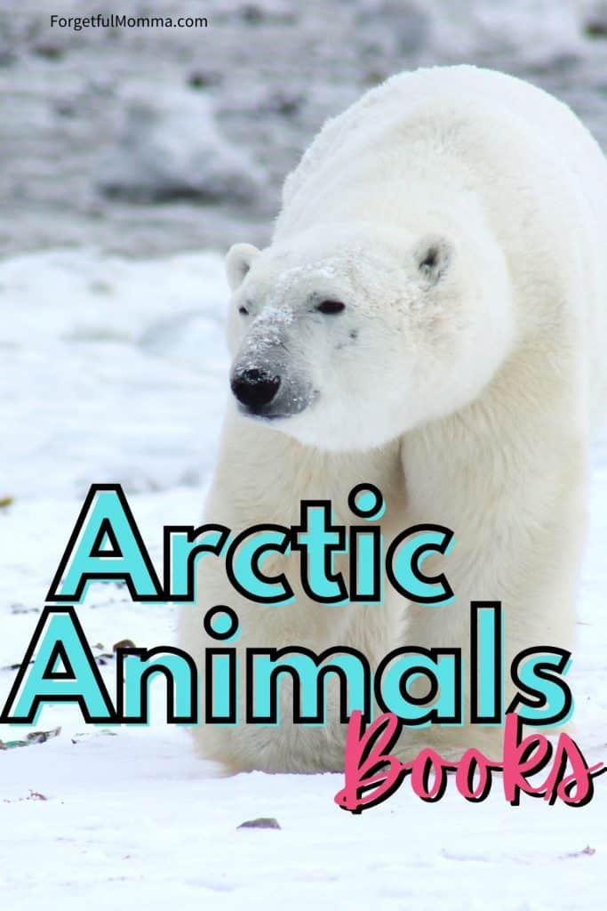 Arctic Animals Books