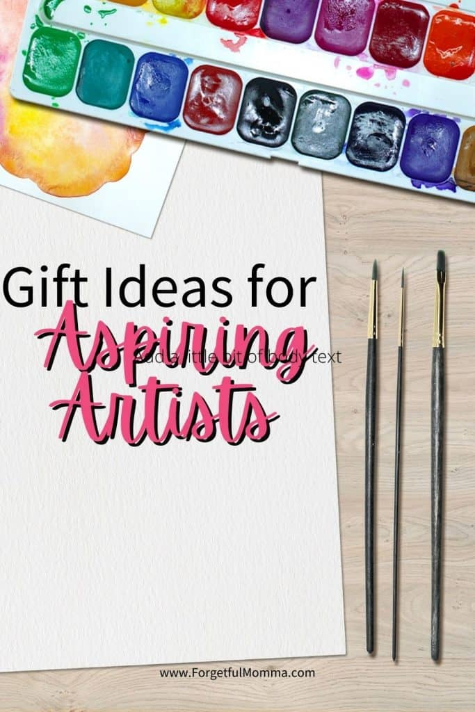 Gift Ideas for Aspiring Artists