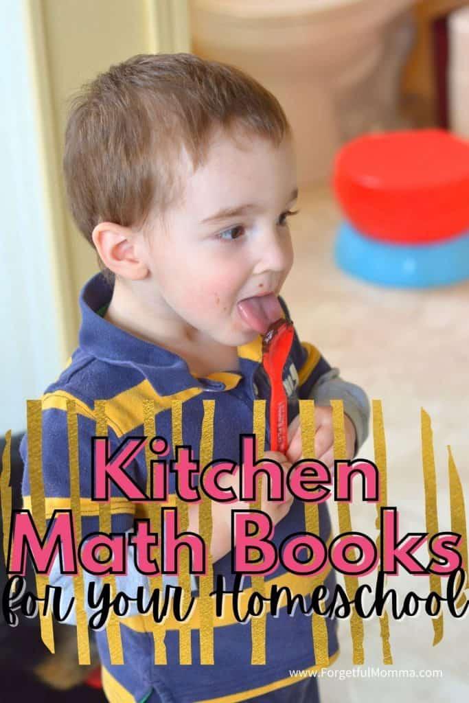 Kitchen Math Books