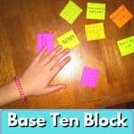 Base Ten Block Activity Puzzles - Learning Place Value