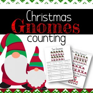 Christmas Gnome Counting