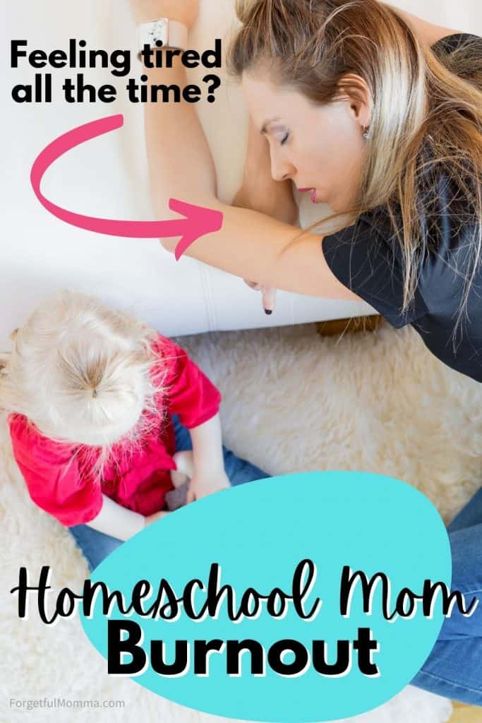 Homeschool Mom Burnout