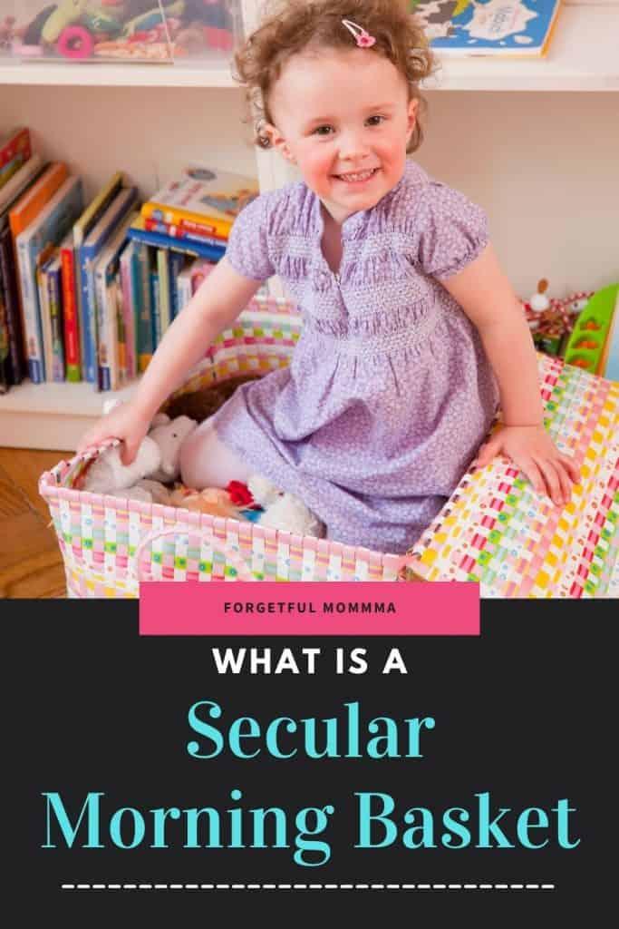 Secular morning basket
