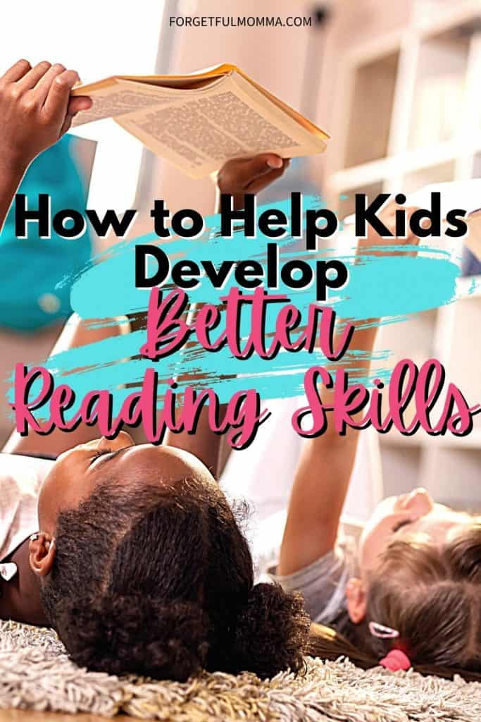How to Help Kids Develop Better Reading Skills