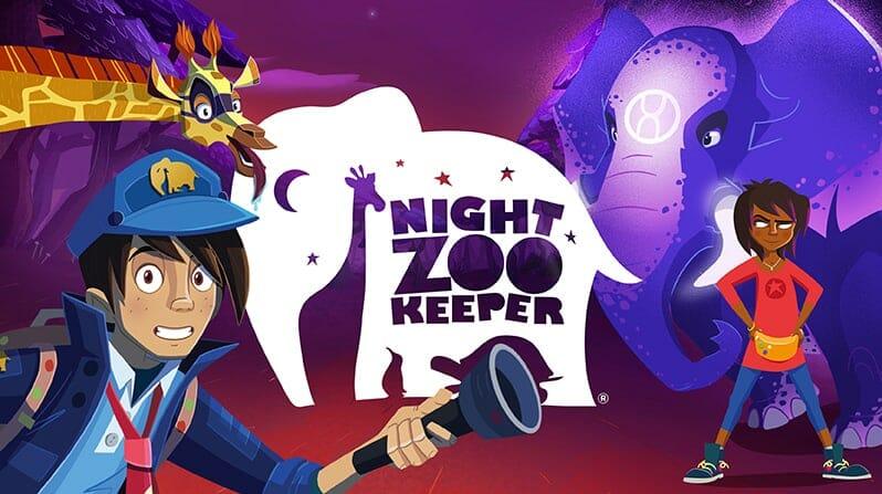 Night Zookeeper image